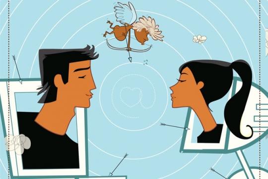 Знакомства в Интернете: плюсы и минусы